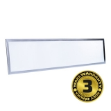 Solight LED panel, 40W, 3200lm, 4100K, Lifud, 30x120cm, 3 roky záruka