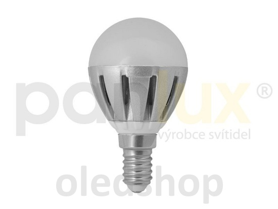 LED žárovka PANLUX E14 LED GOLF DELUXE 4W