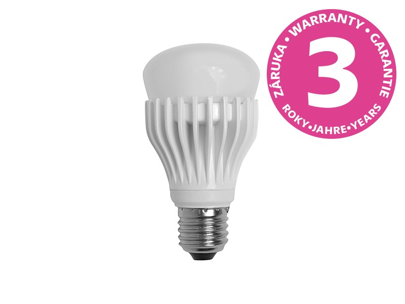 LED žárovka PANLUX E27 DELUXE 12W