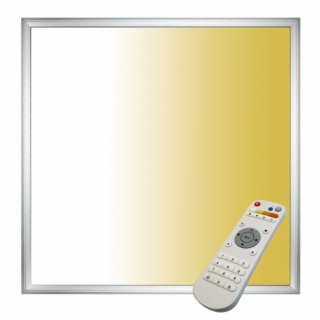 Stropní LED panel TESLA Dynamic 40W 600x600mm, 3000-6000K, 2800lm