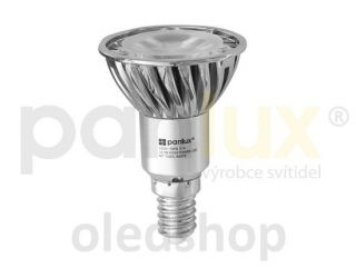 LED žárovka PANLUX E14 HIGH POWER 3 LED 3,6W