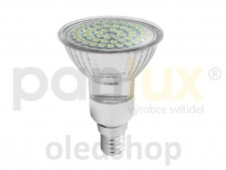 LED žárovka PANLUX E14 SMD 48 LED 3,5W