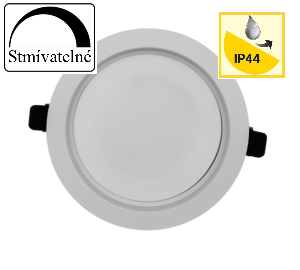 VERBATIM 52493 LED Downlight 35W 4000K 3000lm IP44 DIM