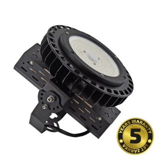 Solight high bay, 150W, 21000lm, 120°, Philips, MW, 5000K, UGR<25, LM80, DALI