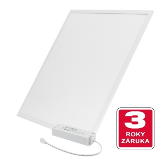 LED panel LEDPAN ECO, 60x60cm, 36W, 4000K, 3600lm, bílý